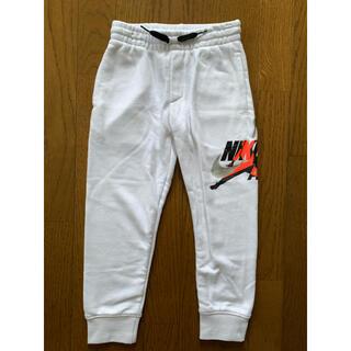 NIKE - 【新品未使用】 Nike Jordan ジョーダン スウェット白 5〜6歳用