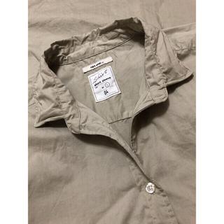 ニコアンド(niko and...)のniko and… マーセビッグショートシャツ(シャツ/ブラウス(半袖/袖なし))
