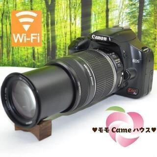 Canon - キヤノン Kiss X2☆スマホ転送OK☆入門一眼レフ♪1694