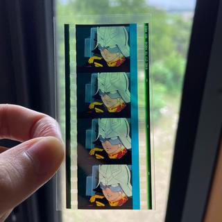 バンダイ(BANDAI)の劇場版「機動戦士ガンダム 閃光のハサウェイ」・入場者特典 シャア(印刷物)