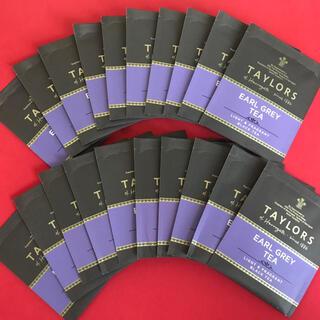 テイラーズオブハロゲイト 紅茶 20pack EARL GREY(茶)