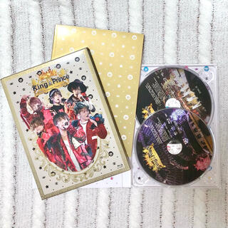 ジャニーズ(Johnny's)のKing & Prince 初回盤Blu-ray (アイドル)