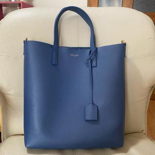 Saint Laurent - サンローラン トイショッピング ブルー 超美品