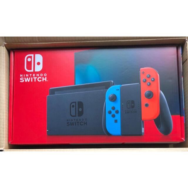 Nintendo Switch(ニンテンドースイッチ)の☆新品・未開封☆Nintendo Switch JOY-CON(L) ネオン エンタメ/ホビーのゲームソフト/ゲーム機本体(家庭用ゲーム機本体)の商品写真
