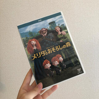 ディズニー(Disney)のメリダとおそろしの森 DVD(アニメ)