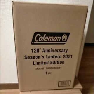 Coleman - コールマン シーズンズランタン Coleman 120周年 120th