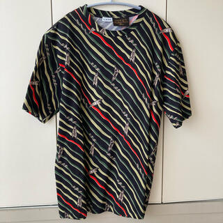 LOEWE - ロエベ LOEWE × Paula's Ibiza 総柄 ロゴ Tシャツ