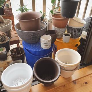 プランター・植木鉢 18個セット 新品多数有り(プランター)