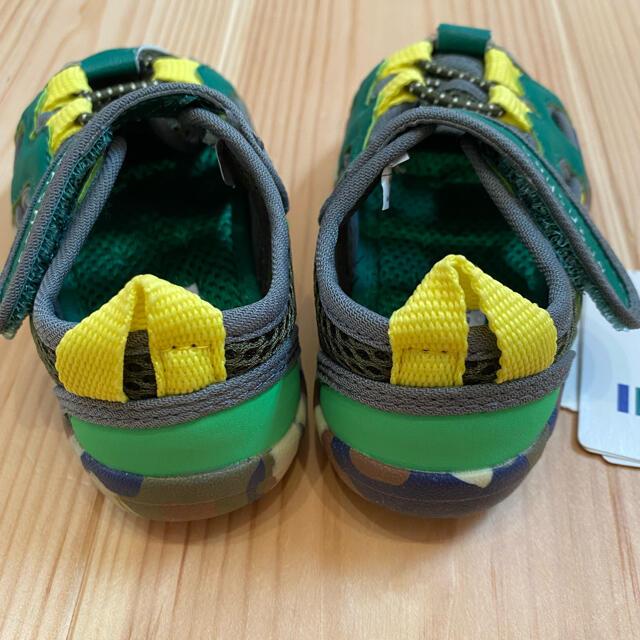 Branshes(ブランシェス)のイフミー✖️ブランシェス サンダル 14cm キッズ/ベビー/マタニティのベビー靴/シューズ(~14cm)(サンダル)の商品写真