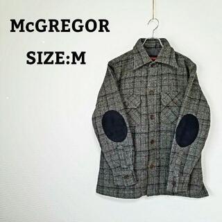 マックレガー(McGREGOR)のMcGREGOR マックレガー ウール ジャケット JKT カバーオール M(カバーオール)
