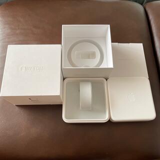 アップル(Apple)のApple Watch 純正 ケース アップルウォッチ(腕時計(デジタル))
