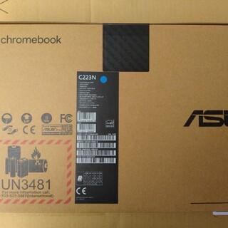 ASUS - 新品未使用 ASUS Chromebook C223na