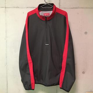 シュプリーム(Supreme)のSupreme half zip mesh pullover 14SS(ナイロンジャケット)