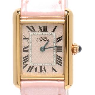 Cartier - カルティエ Cartier 腕時計    2415 レディース