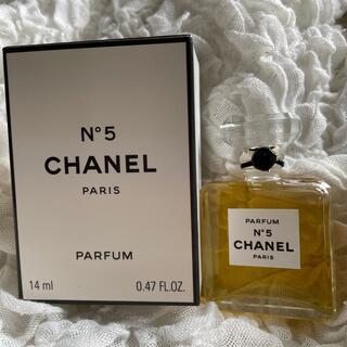CHANEL - CHANEL No5香水