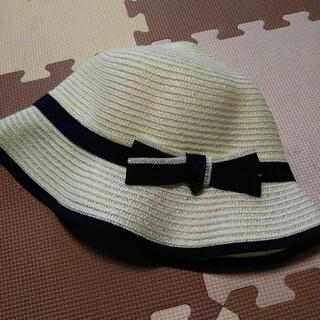 クミキョク(kumikyoku(組曲))のタイムセール⭐️KUMIKYOKU 麦わら帽子(帽子)