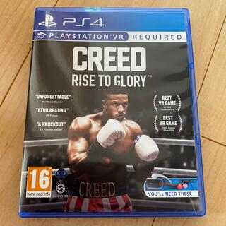 PlayStation VR - CREED RISE TO GLORY PS4 PSVR ボクシング ロッキー