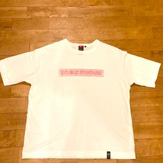 ダブルスタンダードクロージング(DOUBLE STANDARD CLOTHING)のダブルスタンダードクロージング オーバーサイズTシャツ(Tシャツ(半袖/袖なし))