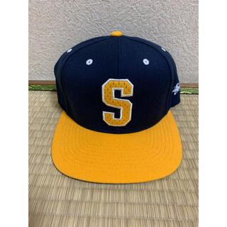 ステューシー(STUSSY)のSTUSSY 帽子 キャップ(キャップ)