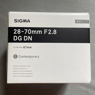 シグマ(SIGMA)のKID様専用15日迄(レンズ(ズーム))