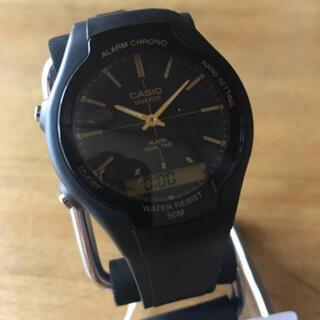 カシオ(CASIO)の新品✨カシオ CASIO スタンダード アナデジ 腕時計 AW-90H-9E(腕時計(アナログ))