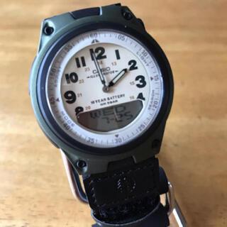 カシオ(CASIO)の新品✨カシオ CASIO スタンダード クオーツ 腕時計 AW-80V-3B(腕時計(アナログ))
