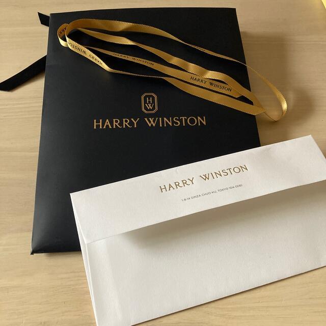 HARRY WINSTON(ハリーウィンストン)のハリーウィストン 袋 レディースのバッグ(ショップ袋)の商品写真