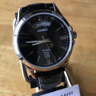 カシオ(CASIO)の新品✨カシオ CASIO クオーツ メンズ 腕時計 MTP-1381L-1A(腕時計(アナログ))