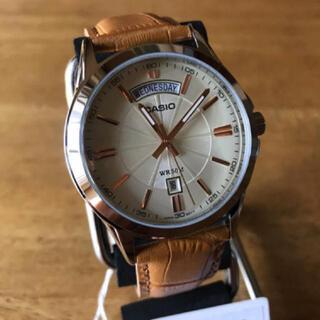 カシオ(CASIO)の新品✨カシオ CASIO クオーツ メンズ 腕時計 MTP-1381L-9A(腕時計(アナログ))