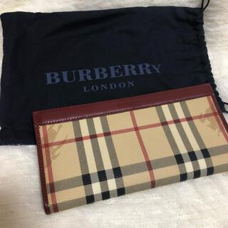 バーバリー(BURBERRY)のバーバリー★長財布(財布)