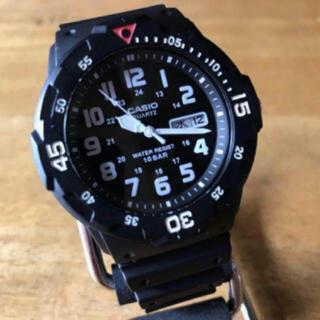 カシオ(CASIO)の新品✨カシオ CASIO クオーツ メンズ 腕時計 MRW-200HJ-1B(腕時計(アナログ))