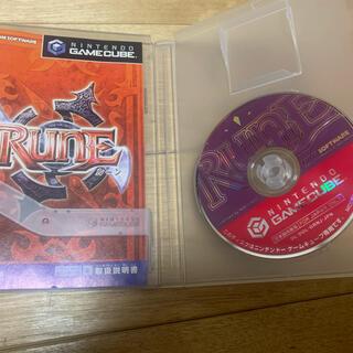 ニンテンドーゲームキューブ - ニンテンドーゲームキューブ RUNE ルーン