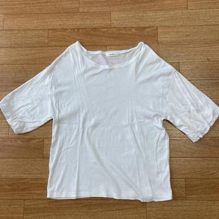 ニコアンド(niko and...)のniko and  トップス カットソー Tシャツ ニコアンドバルーン袖Tシャツ(Tシャツ(半袖/袖なし))