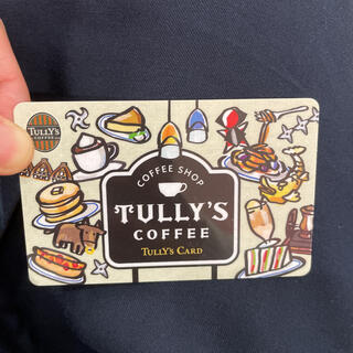 TULLY'S COFFEE - タリーズコーヒー 中部限定 PIN未削り