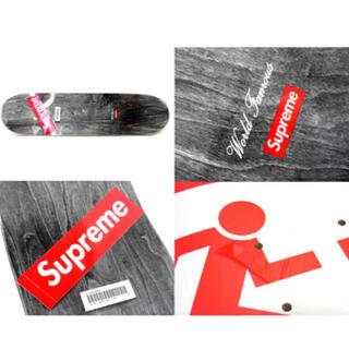 シュプリーム(Supreme)の国内正規品 2021SSSupremeExitSkateboardDeckRed(スケートボード)
