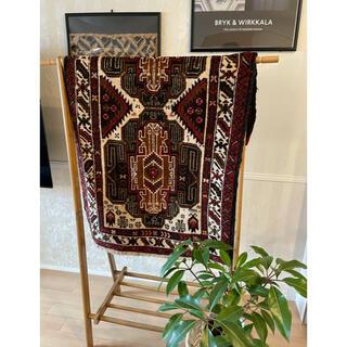 イデー(IDEE)のVintage Afghan  Tribal rug(ラグ)