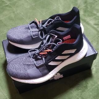 アディダス(adidas)の値下げ adidas ランニングシューズ SENSEBOOST GO 新品(シューズ)