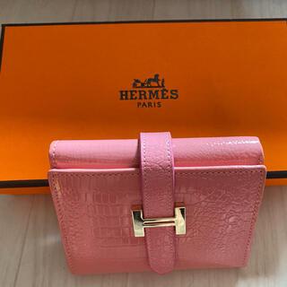 Hermes - エルメス クロコダイル✨財布✨即日発送