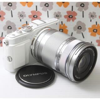 OLYMPUS - ❤️Wi-Fi❤️オリンパス PL6 ミラーレスカメラ