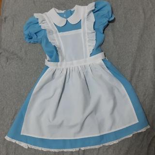 ディズニー(Disney)の不思議の国のアリス ドレス(衣装一式)