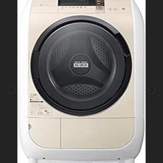 日立 - 日立 ドラム式洗濯乾燥機 BD-V3700L 左開き