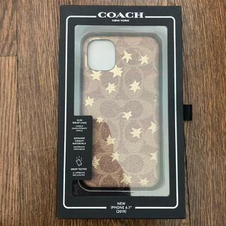 コーチ(COACH)の【箱無し、iPhone11】コーチ iPhoneケース(iPhoneケース)