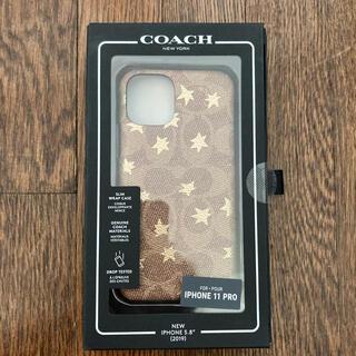 コーチ(COACH)の【箱無し、iPhone11pro】コーチ iPhoneケース(iPhoneケース)