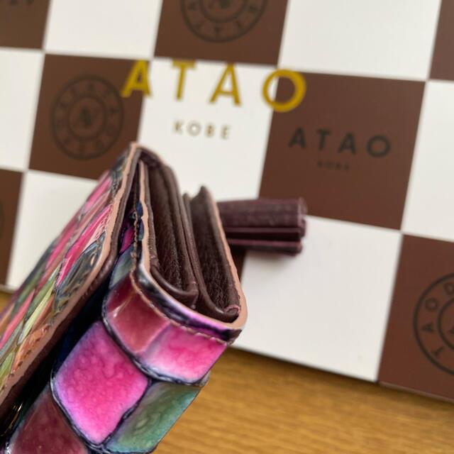 ATAO(アタオ)のアタオ 折り財布 レディースのファッション小物(財布)の商品写真