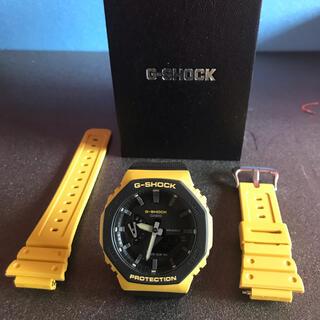 カシオ(CASIO)のカシオ G-SHOCK ベルト2本セット(腕時計(アナログ))