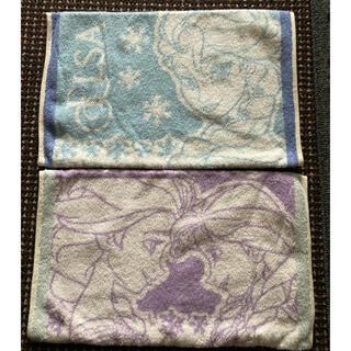 ディズニー(Disney)の新品 アナと雪の女王 のびのびタオル枕カバー 2枚セット(枕)