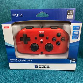 PlayStation4 - HORI ワイヤードコントローラーライト ps4
