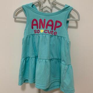 アナップキッズ(ANAP Kids)のアナップキッズ チュニック100(Tシャツ/カットソー)