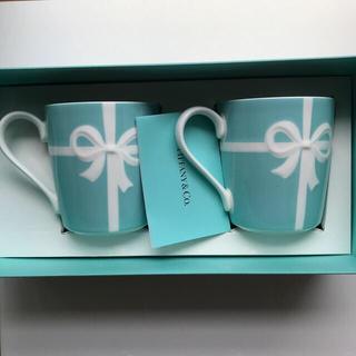 Tiffany & Co. - 【未使用品】廃盤 ティファニー マグカップ