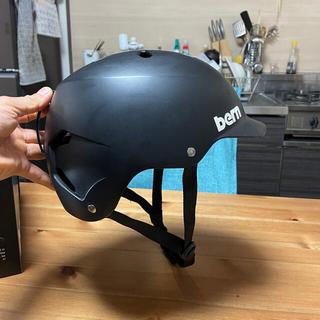bern ヘルメット マットブラック M